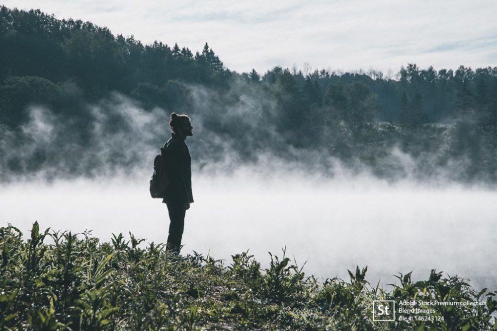 Visual Trends 2018: Stille und Einsamkeit