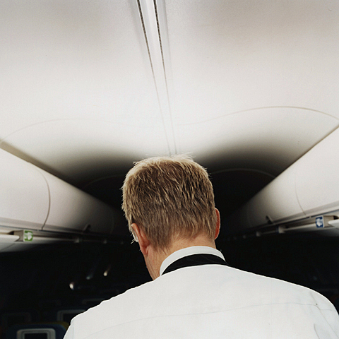Brian Finke: David, Song Airlines 2005