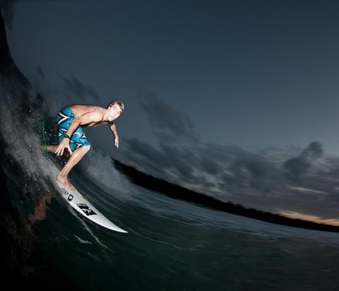 Nate Yeomans, Australien