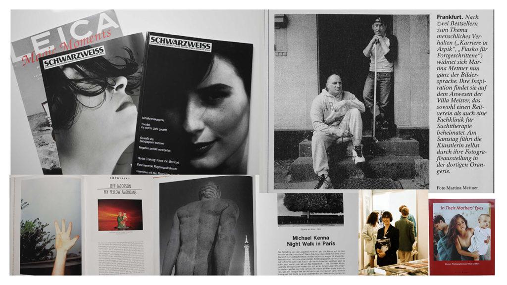 """""""Meine"""" Magazine, meine Ausstellung"""