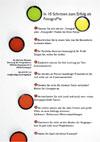 Abbildung der Checkliste für Fotografen