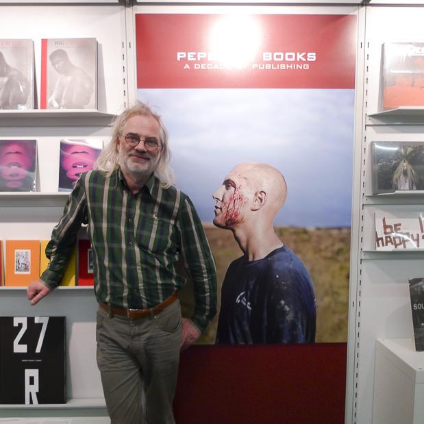 Hannes Wanderer, Buchmesse 2015