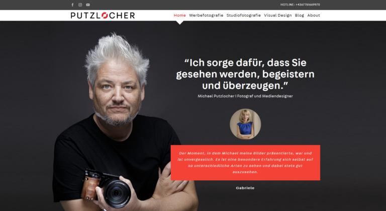 Startseite Michael Putzlocher