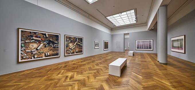 Ausstellung Die Becher-Klasse