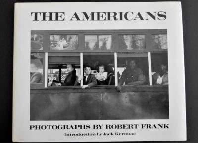 Buchcover Robert Frank